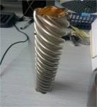 六线麻花换热管